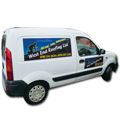 BC Printing PRINT SIGNAGE DESIGN - Custom car magnets uk